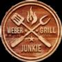 Weber Grill Junkie Logo